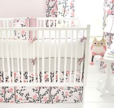 Nursery Notations: New Crib Sets from New Arrivals Inc.