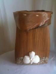 Bildergebnis für palm sheath baskets