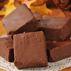 Recipe for Clean Eating Slow Cooker Fudge
