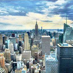 """ilove_newyo: """"Photo by @mirkospinelli_97 Send your photo to us in direct #ilovenewyork #newYork #USA #America #bigApple #ny  #newyork"""""""