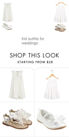 """kid outfits"" by jtbae on Polyvore featuring Ralph Lauren and Monnalisa"