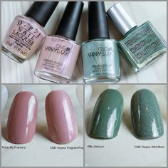 CND Vinylux Comparisons. http://www.blingfinger.net/2015/03/cnd-vinylux-flora-fauna-comparisons.html