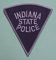 """indiana state police subdued silver border police patch free shipping - Categoria: Avisos Clasificados Gratis  Item Condition: NewINDIANA STATE POLICE SUBDUED SILVER BORDER 5 12"""" POLICE PATCHPATCHES PATCH IS IN NEW NEVER WORN CONDITION This is a SHOULDER PATCH NOT a badge or badge patch, and conveys NO authority and it complies with Ebay Rules and Policies FREE SHIPPING IN THE USINTERNATIONAL CUSTOMERS MUST MAKE PAYMENT THRU PAYPAL ONLY ALL ITEMS MUST BE PAID FOR WITHIN 5 DAYS OF THE END OF…"""