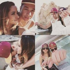 Austin Mahone & BeckyG❤❤❤❤ They are adorable together