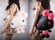 Hello Kitty Bags #kitty #hello kitty #adult hello kitty