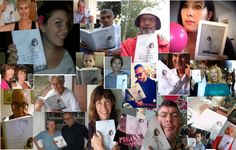 readers collage