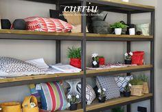 Coixins, estovalles, tovallons... Decoració per la llar.  #curriugarden #curriudecor #decoration #design