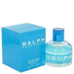 Ralph blue Eau de Toilette EDT 3.4 oz by Ralph Lauren for Women NIB #RalphLauren