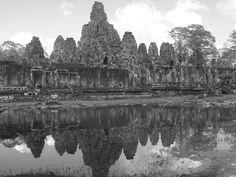 Angkor Wat ,  Cambogia