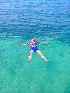 The ocean of Petong Island