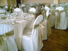 Wedding Chair Covers For Sale