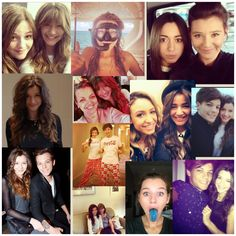 And finally, the gorgeous Eleanor Calder <3