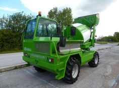 Baurent sells Concrete Merlo DBM 2500 EV Second Hand. Manufacture year: 2010. Working hours: 737. Weight: 6000 kg. Excellent running condition. Ask us for price. Reference Number: AC2395. Baurent Romania.