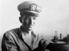 World War II Naval uniform and hat insignia