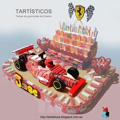 TARTÍSTICOS: Fórmula 1