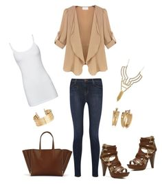 """Untitled #1381"" by stephstyle76 ❤ liked on Polyvore"