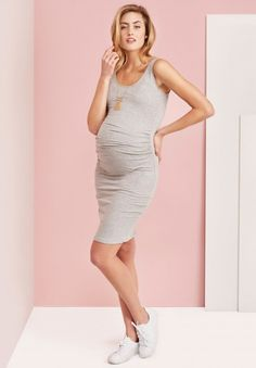 Envie de Fraise // Collection P/E 2017 - ROBE DÉBARDEUR - #dress #MaternityStyle #Maternity #Fashion #BumpStyle #Mumtobe #BabyBump