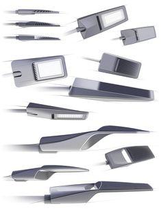 Luminaire MAGISTRAL LED on Behance
