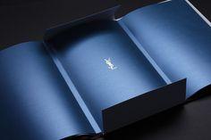 Yves Saint Laurent branding by Studio Marianne Guély » Retail Design Blog