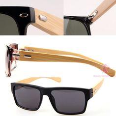 gratis verzending mode bamboe oculos de sol ourdoor vintage zonnebril mannen vrouwen zomer retro drive cool houten bril brillen