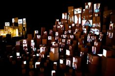 Interactive Art Installations - Interactive art installations have been quite prominent in the art world as of late as they boast an inviting nature.   Though conventional mediums...