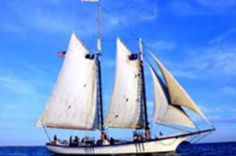 Schooner Appledore Key West Cruise Enjoy a day sail or sunset sail around Key West on the Appledore II. Stretch out and relax to the sounds of internationally renowned chanteyman Geoff Kaufman, who performs daily, or take a turn at the wheel and experience first-hand the thrill of sailing a tall ship.This tour is seasonal and only operates from January through to May.The Appledore has an abundance of comfortable seating, plus a broad deck you can stroll without ever having to...