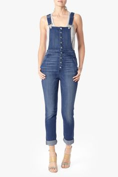 Your Complete Guide to Buying Overalls This Spring via @WhoWhatWear