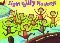 Eight Silly Monkeys Bendon Inc. http://www.amazon.com/dp/1581171862/ref=cm_sw_r_pi_dp_jOaivb03HG1E4