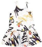 Girl's Molo Camilla Drop Waist Dress