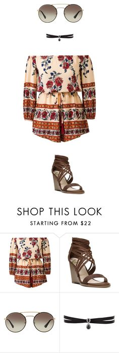 """""""cuban"""" by amelia139 on Polyvore featuring Prada and Fallon"""