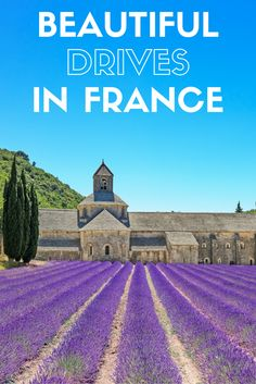 We share our best scenic routes to drive in France Places To Travel, Travel Destinations, Travel Tips, Paris Airbnb, France City, Europe On A Budget, Linen Spray, World Photography, France Travel