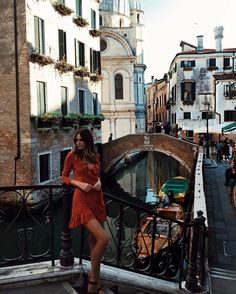 Date night in Venice...with my parents ❤️ // /by Jessica Stein (@tuulavintage)