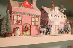 {the cottage nest}: Scenes from Christmas Jubilee 2013