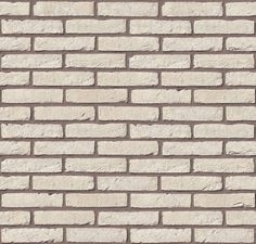 Texture seamless white brick Brick And Wood, Wood Stone, Brick Patterns, Textures Patterns, Texture Seamless, Brick Wall Wallpaper, Brick Texture, Texture Mapping, Textured Walls
