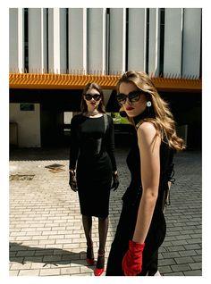 Vogue Paris September 2016 Grace Elizabeth and Mathilde Brandi by Claudia…