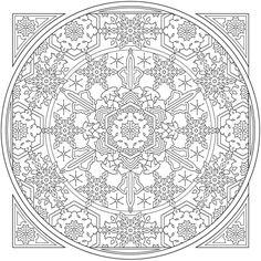 Mandala 753