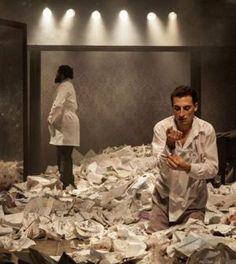 """★★★★ La fresca regia di Levan Tsuladze risalta """"Memorie di un pazzo"""" di Nikolaj Gogol'"""