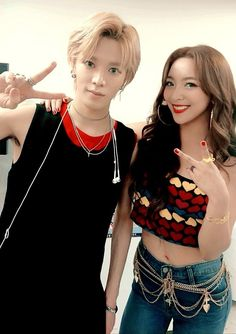 Yuta and Luna Luna Fx, Exo Red Velvet, Seventeen The8, Nct Yuta, K Idol, Reasons To Smile, Kpop, Blackpink Jennie, Snsd