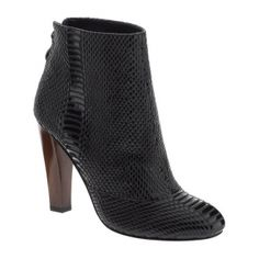 SALE - 7 For All Mankind Vicky High Heels Womens Black Leather - Was $280.00 - SAVE $80.00. BUY Now - ONLY $199.99