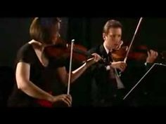 Cypress String Quartet performs Erwin Schulhoff's 'Alla Tango milonga' from his Five Pieces for String Quartet.