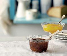 Fig and plum marmalade Fig Recipes, Greek Recipes, Best Greek Food, Lemon Marmalade, Greek Cooking, Fig Jam, Fresh Figs, Preserves