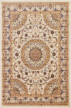 Unique Loom 3130532 Area Rug, 6 x 9, Multicolored *** Check out the image by visiting the link. (This is an affiliate link) #HomeDecor