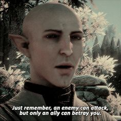 Dragon Age, Solas, DAI-- And only someone you truly loved can make it feel like your heart has shattered into more pieces than the Chantry in Kirkwall Dragon Age Inquisition Solas, Dragon Age Solas, Dragon Age 2, Dragon Age Origins, Witty One Liners, Dragon Age Characters, Dragon Age Games, My Fantasy World, Skyrim
