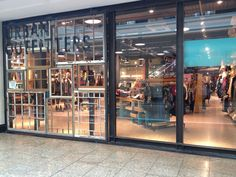 Urban Outfitters store. Meadowhall.