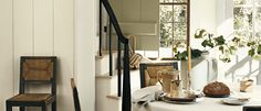 Have you ever heard or used Ralph Lauren paints? We are more than certain that if you ever decided to opt for any of the Ralph Lauren paint colors y Ralph Lauren Paint Colors, Paint Color Palettes, Loft, Grey Paint, Home Decor Styles, Elegant, House Colors, New Homes, Dove Grey