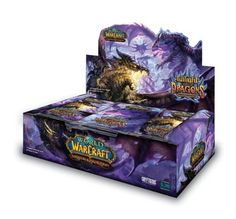 World of Warcraft TCG WoW Trading Card Game Twilight of Dragons Booster Box 24 Packs. My fav! World Of Warcraft Tcg, Pokemon Packs, Wow World, Game Prices, Display Boxes, Trading Cards, Card Games, Twilight, Japan