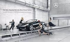 Funny #ads #posters #commercials Follow us on www.facebook.com/ApReklama  < repinned by www.apreklama.pl  https://www.instagram.com/arturjanas/  #ads #marketing #creative #poster #advertising #campaign #reklama #śmieszne #commercial #humor #car #mercedes
