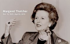 """Margaret Thatcher Showed the World What a Woman Can Do — The American Magazine, AEI -- """"I stand before you in my Red Star Chiffon evening gown, my face softly made up and my hair gently waved … The Iron Lady of the Western World … A """"cold war warrior,"""" an """"amazon philistine"""" …Well, am I any of these things? [The audience shouts NO!] Well …Yes, I am the Iron Lady … if that is how they wish to interpret my defense of values and freedoms fundamental to our way of life."""""""