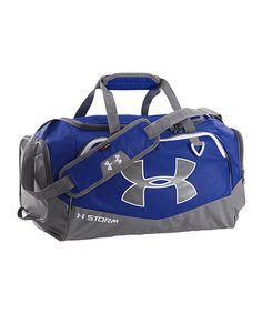 f64788fab11f Under Armour® Royal Undeniable Duffel Bag by Under