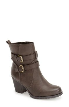 Free shipping and returns on Naturalizer  Transform  Moto Boot (Women) at  Nordstrom 0a425bc13b48a